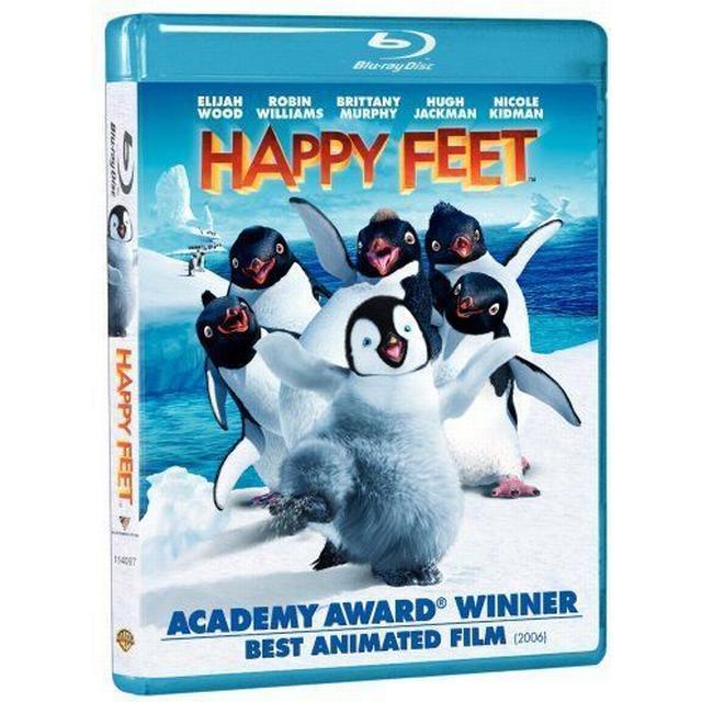 Happy Feet [Blu-ray] [2006] [US Import]